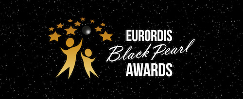 Dr. Daria Julkowska won the EURORDIS Black Pearl 2020 -European Rare Disease Leadership Award